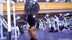 Massive Quad Squats