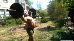 Backyard Barbells